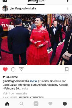 Ginny & Josh *.....* #Zootopia #OscarsWin
