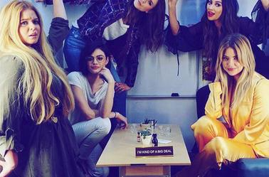 The Girls ❤❤❤ #PLL