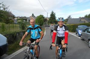 Photos de l'étape 9 et l'étape 10 du 29 et 30 juillet 2017 merci aux 5 cyclos ! ;-)