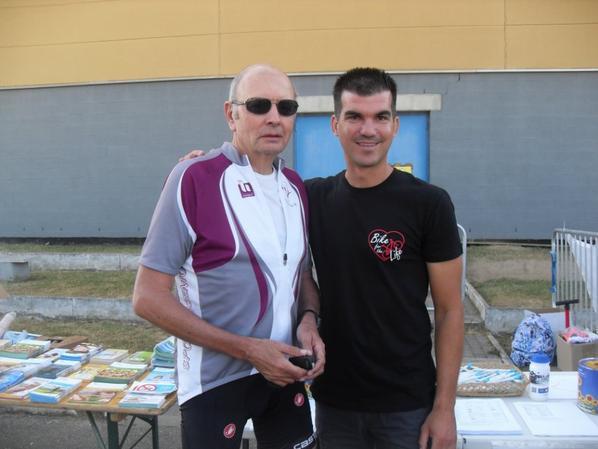 Merci aux jeunes du CCT Clermont qui montre la voie à suivre... Bravo ! Merci Sport Senior et Mr Danloy toujours fidèle au poste ...
