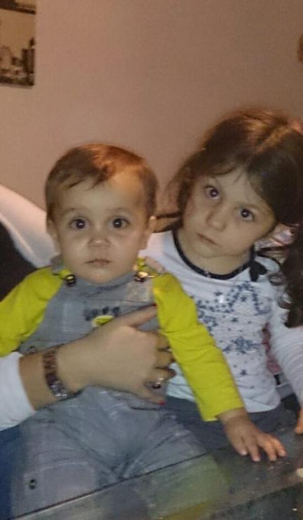 Mes Bébés d'Amour ¤ Shérazade (4ans1/2) et Kelvyn (10mois) ¤