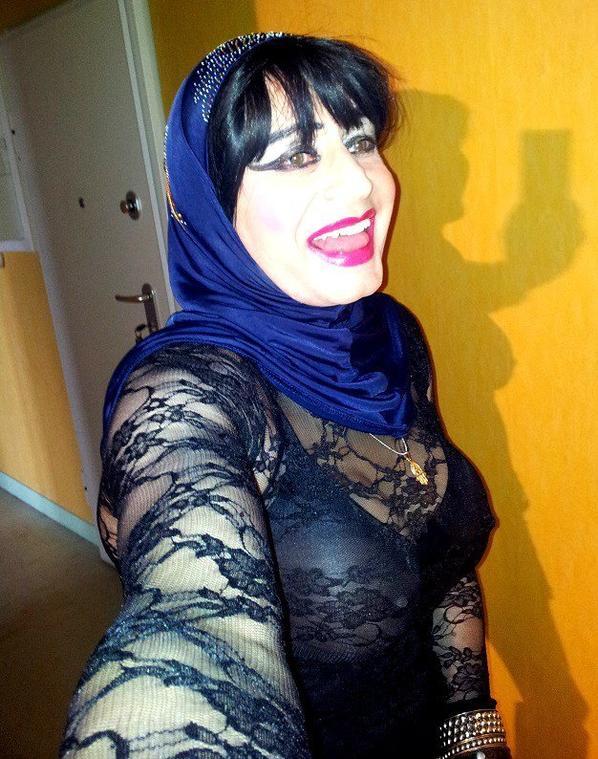milf en hijab