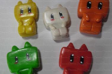 Mes petits robots