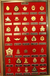Insigne Beret Canada