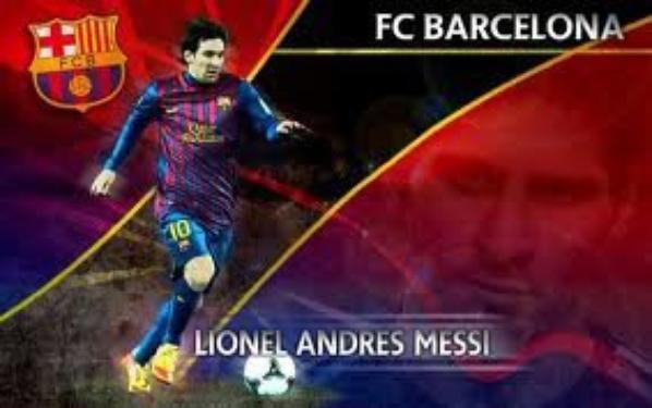 Iniesta Alexis Messi :) :D