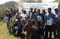 le classement des sarghin a khnifra chardo le 26/05/2013