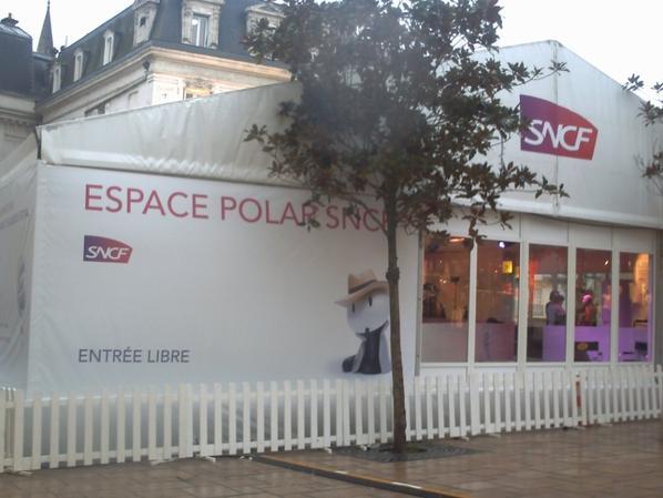 l'espace polar SNCF