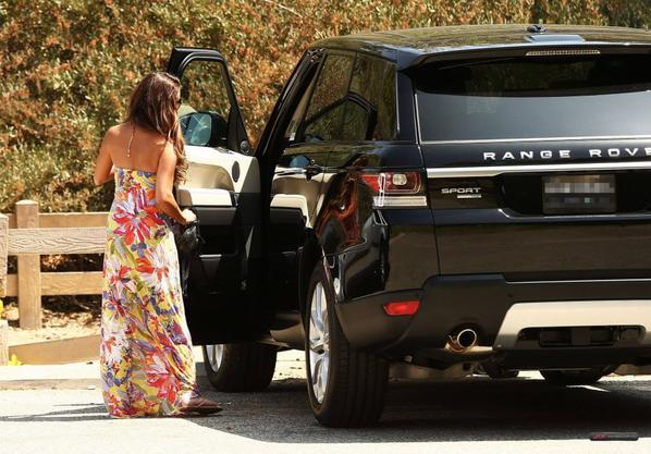 Lea Michele's New Candids