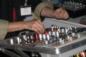 SWED  - DEMO VESTAX IN PARIS / FRANCE