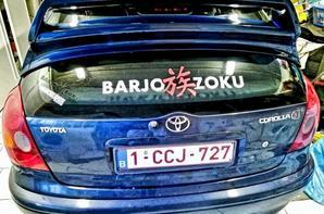 De quoi faire pleurer les #haters www.barjozoku.com