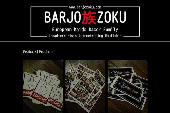 Envie de représenter le clan de différents manières !? https://www.barjozoku.com/shops