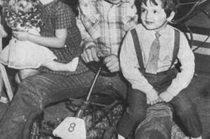 Johnny et ses jeunes fans