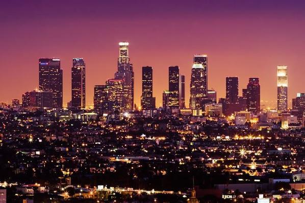 los Angeles et HollyWood