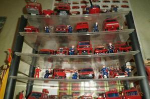 voicie mon module et une partie de ma collection consacré aux pompier