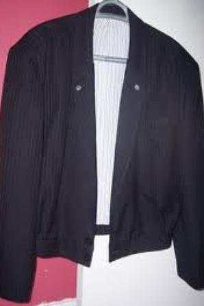 Les basique: La veste d'homme
