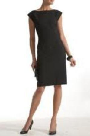 Les basiques: La petite robe noire