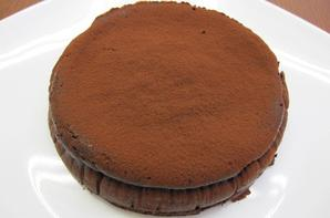 Le tofu gâteau au chocolat par Otokomae Tofu