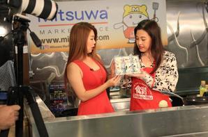Le spectacle de cuisson sur Sky Link TV aux Etats-Unis le 29 Septembre