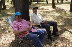 Échecs loisir à la forêt maamora kenitra