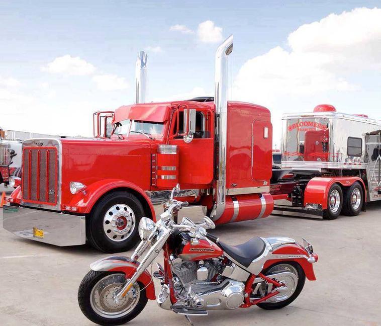 Quels beauté ces truck