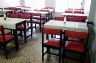 présentation de l'intérieur du restaurant