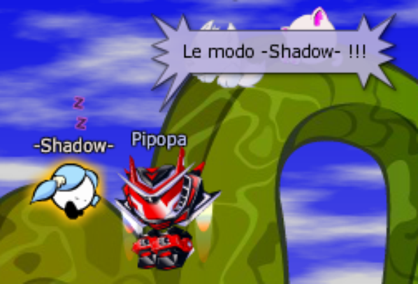 Le modo -Shadow- :)