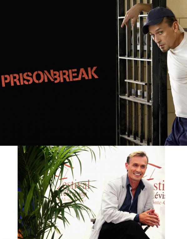 ROBERT KNEPPER  (Prison Break - Hitman - Le Transporteur, etc...)