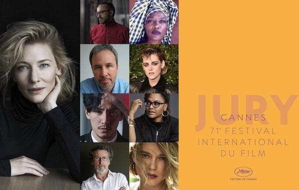 Allez go c'est reparti ! Le 71e Festival de Cannes du 8 au 19 mai 2018 !