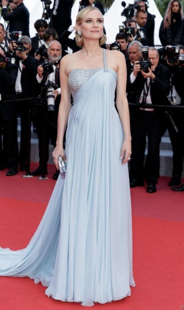 DIANE KRUGER (Festival de Cannes 2018)
