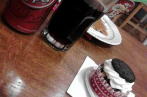cup cake oréo