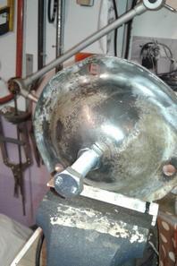 Suite de la fabrication de l'outil