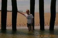 mes enfants a la plage