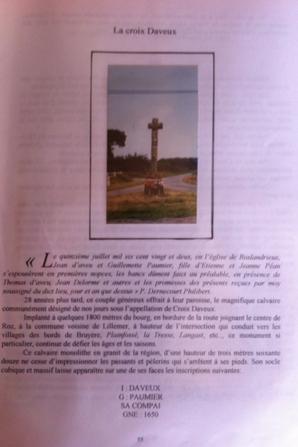 La Croix Daveux