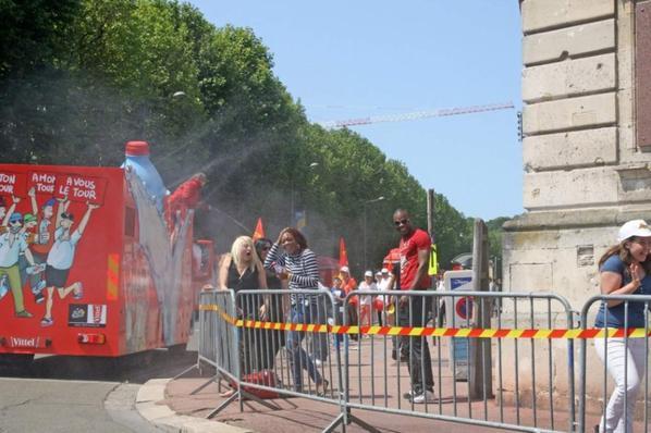 tour de France a Dieppe