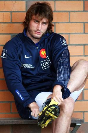 le rugby , les rugbyman