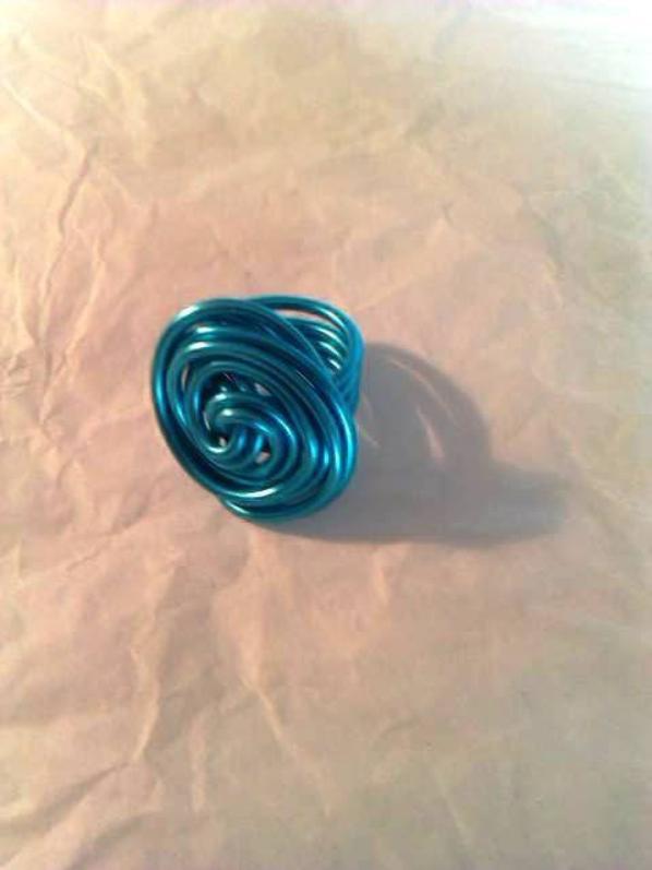 parure bleu n°2