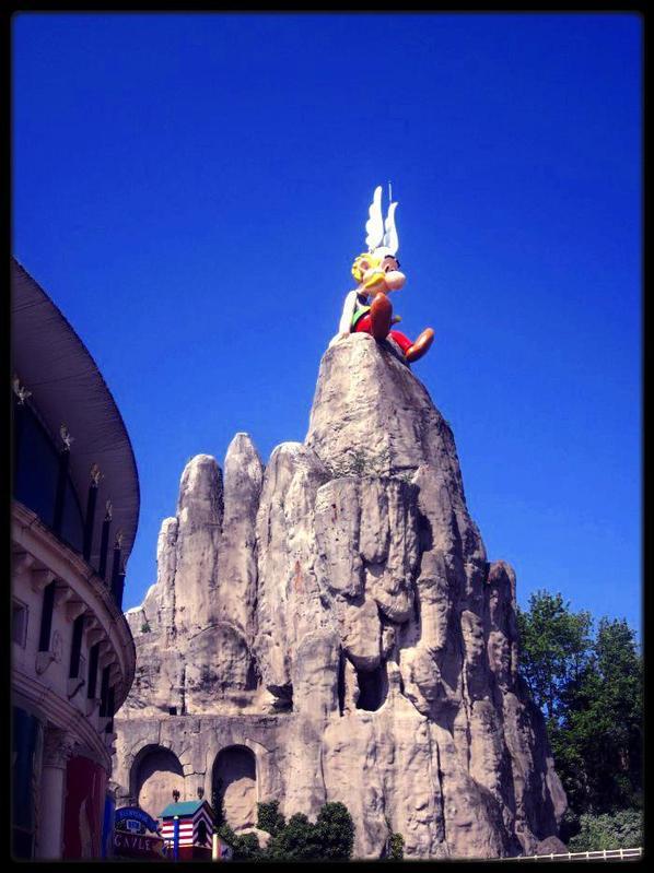 Journée Au Parc Asterix le 28/05/12