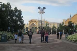 Journée Disney Studio et Disneyland Paris <3