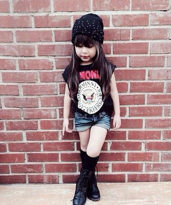 ♥ ^♫^ ♥        Rock' N 'ROLL   KID ( suite)                  ♥  ^♫^  ♥