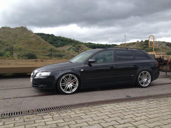 Audi A4 S-line Allroad