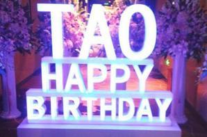 Joyeux Anniversaire à TAO du groupe EXO