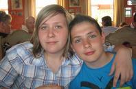 Frèère et moi 2010 -> 2011 -> 2012 !