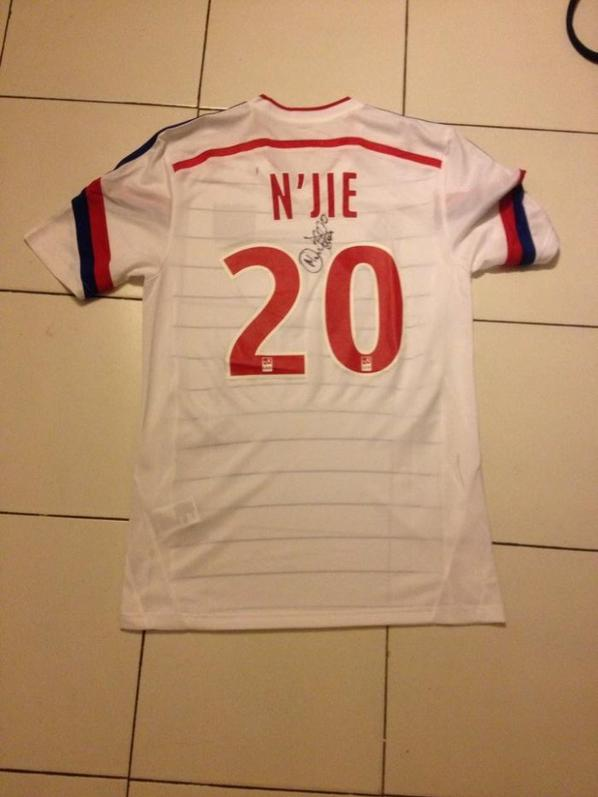 Maillot N'Jie
