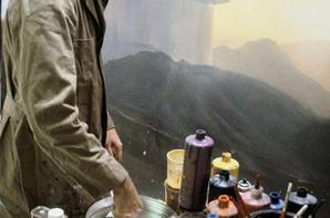 BON À SAVOIR : DE NOMBREUSES SCÈNES DE STAR WARS SONT EN FAIT DES PEINTURES !