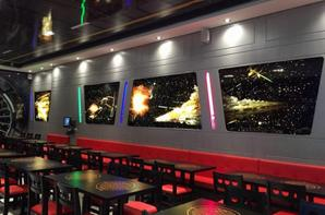 Restaurant Star Wars : le Jedi's Burger and Grill