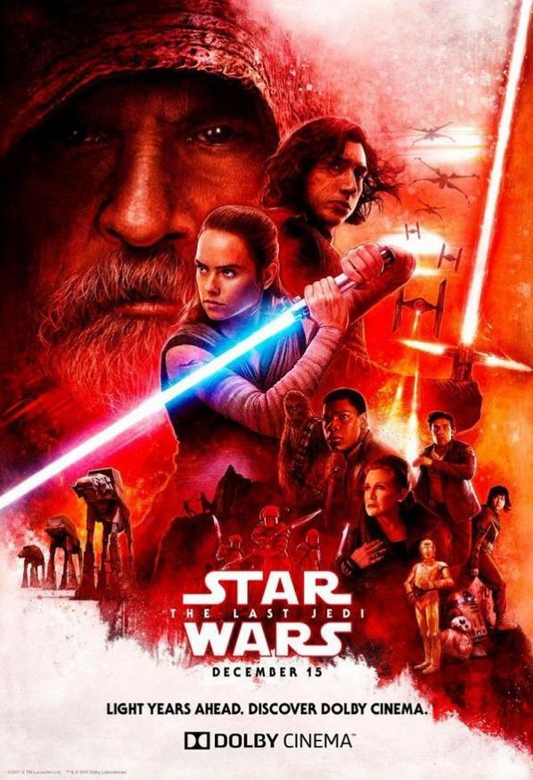 Les Derniers Jedi : Star Wars, une mythologie contemporaine