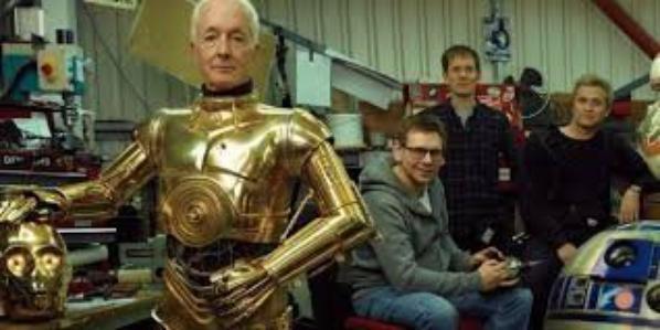 Anthony Daniels dit adieu à C-3PO sur le tournage de Star Wars 9