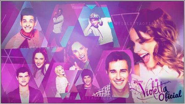 Photos promo saison 2 Violetta
