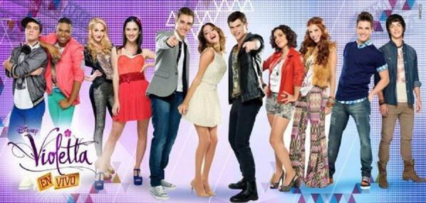 Photos promo saison 2 Violetta (3)