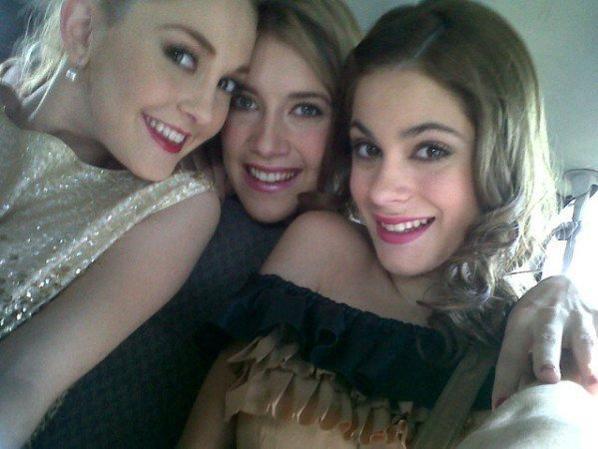 Les actrices de Violetta en photo ! On les adore !
